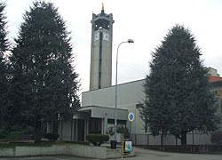 Parrocchia di Madonna di Lourdes