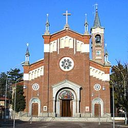 Parrocchia di Santi Bernardo e Giuseppe